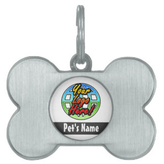 Custom Logo Corporate Gift Pet Tag