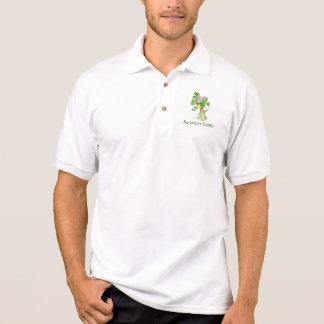 Custom Logo, Hummingbird, Bird - Business Polo Shirt