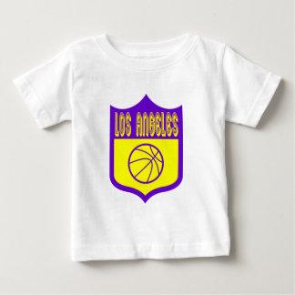 Custom Los Angeles Shield Design1 Baby T-Shirt