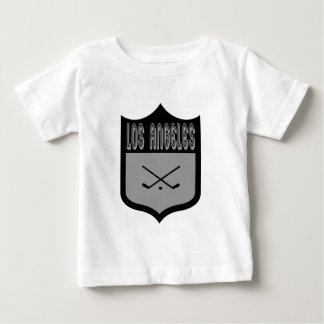 Custom Los Angeles Shield Design5 Baby T-Shirt