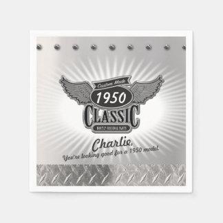 Custom Made Classic Party Napkin