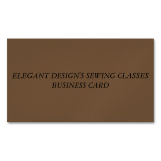 custom magnetic business card