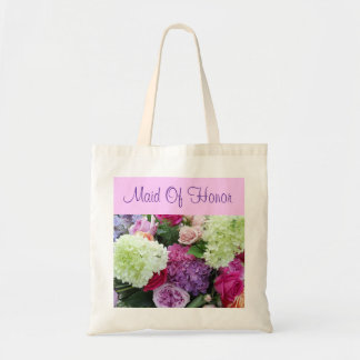Custom Maid Of Honor Summer Wedding Flowers