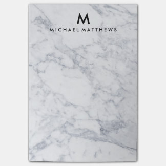 CUSTOM MARBLE POST-IT NOTES