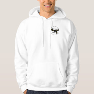 Custom Martial Arts 2nd Degree Black Belt Hoodie