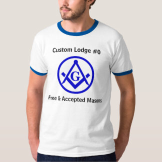 Custom Masonic Lodge Shirt