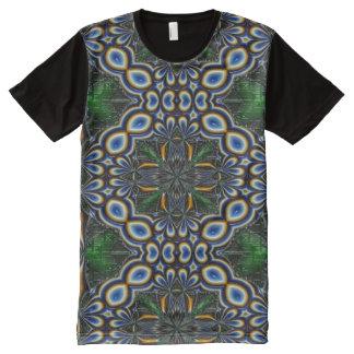 Custom Men's American Apparel All-Over Printed Pan All-Over-Print T-Shirt