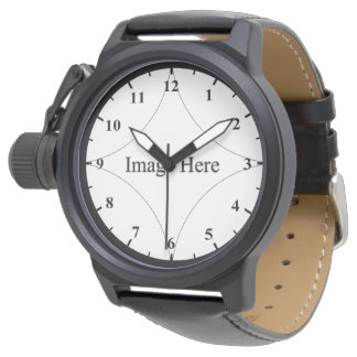 Custom Men's Crown Protector Watch