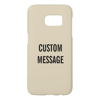 Custom Message / Phone Case Template
