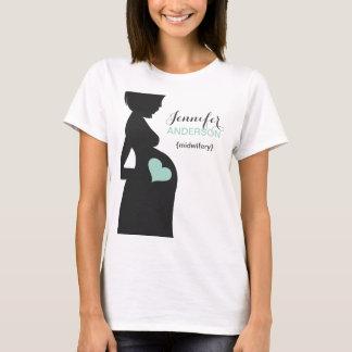 Custom Midwife-Doula  T-Shirt