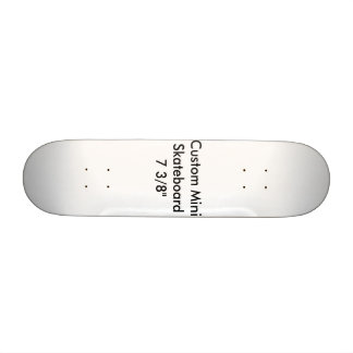 Custom Mini Skateboard 7 3 8