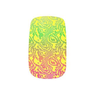 Custom Minx Minx Nail Art