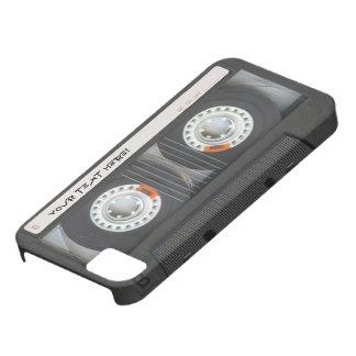 Custom Mixtape iPhone 5G cover