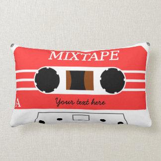 Custom MixTape Pillow
