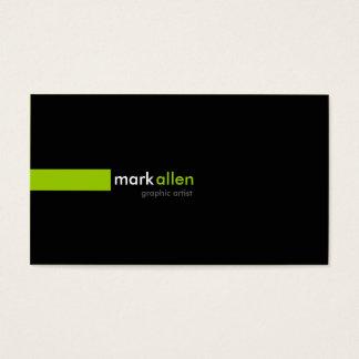 Custom Modern 519 Business Card