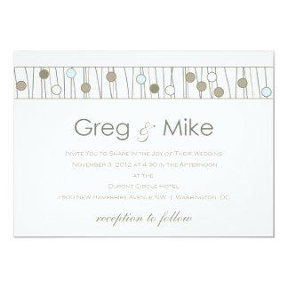 Custom_Monogram Wedding Invitation