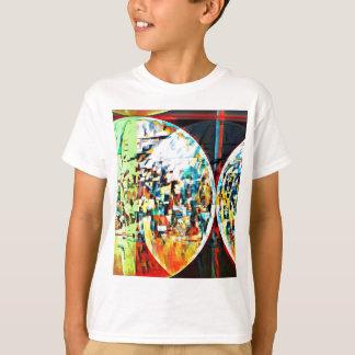 Custom Moon Into Disco Design T-Shirt