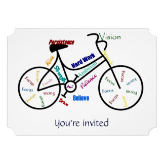 Custom Mother s Day Fundraising Bike Event Invite