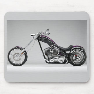 Custom Motorcycle Mouse Pad