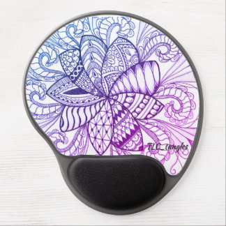 Custom mousepad  Rainbow pinwheel