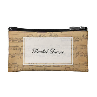Custom Music Notes Bag - Any Style