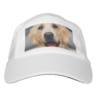 Custom myPet Knit Performance Hat, White Hat