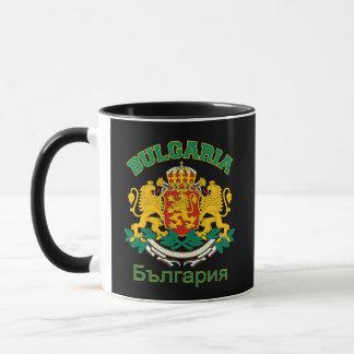 Custom name BULGARIA mugs