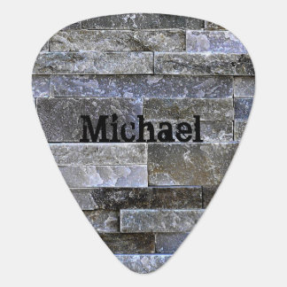 Custom Name Cool Fun Unique Personalizable Guitar Pick