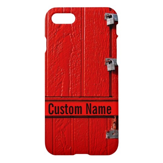 Custom Name Cool Fun Unique Personalized iPhone 8/7 Case