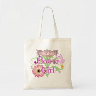 Custom Name Daisy Flower Girl