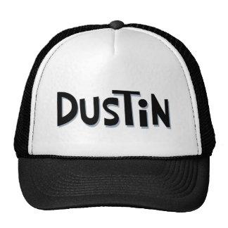 Custom name DUSTIN Trucker Hat
