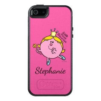 Custom Name Little Miss Princess | Royal Scepter OtterBox iPhone 5/5s/SE Case