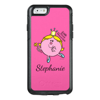 Custom Name Little Miss Princess | Royal Scepter OtterBox iPhone 6/6s Case