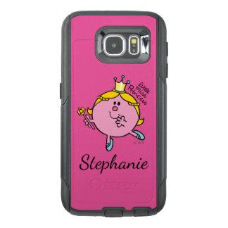 Custom Name Little Miss Princess | Royal Scepter OtterBox Samsung Galaxy S6 Case