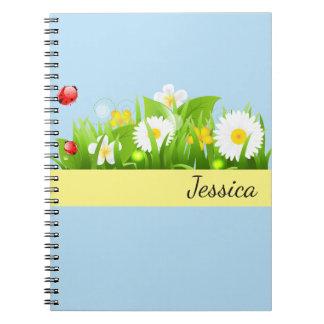 Custom Name Notebook