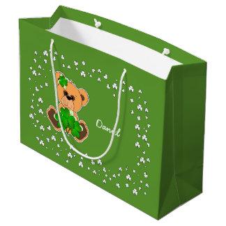 Custom Name St.Patrick's Day Custom Gift Bags