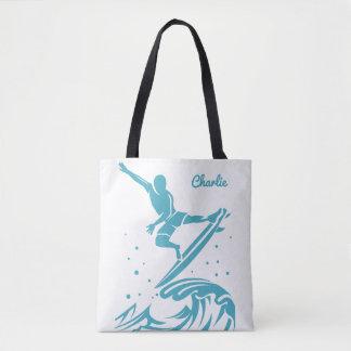 Custom Name Surfer bags