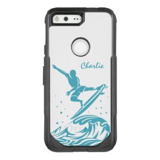 Custom Name Surfer phone cases