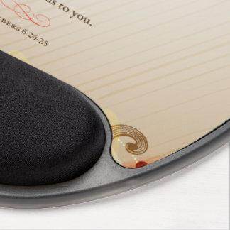 Custom Name & Year Nun, 60th Anniversary Religious Gel Mouse Pad