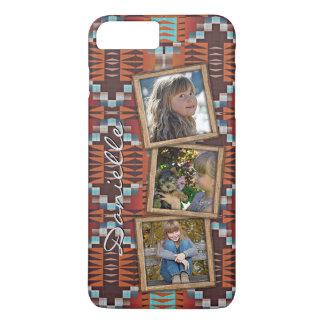 Custom Native American Indian Tribal Pattern Case-Mate iPhone Case