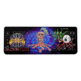 Custom Neptune Wireless Keyboard