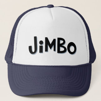 Custom nickname JIMBO Trucker Hat