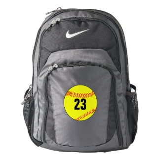 Custom Nike Softball Backpack
