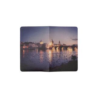 Custom Notebook - Pocket - Charles Bridge, Prague