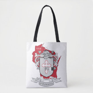 Custom ODonnell Crest Tote