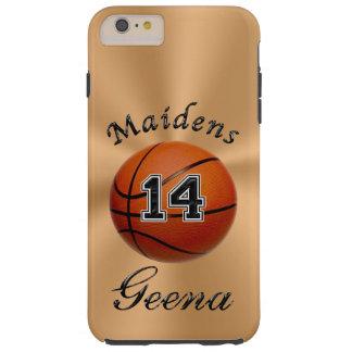 Custom Order Personalized Basketball Phone Case