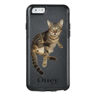 Custom OtterBox iPhone   Charming Cat