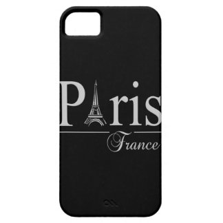 Custom Paris France iPhone 5 Case-Mate