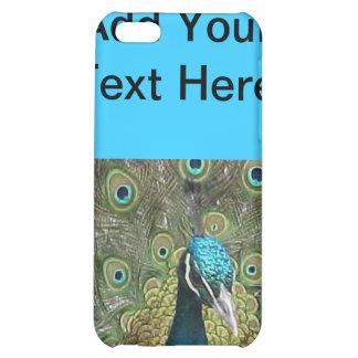 Custom Peacock Bird iPhone 4 Case