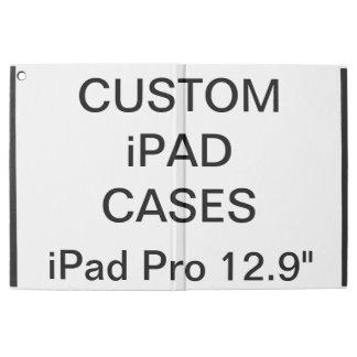 "Custom Personalized 12.9"" iPad Pro Hardcover Case"